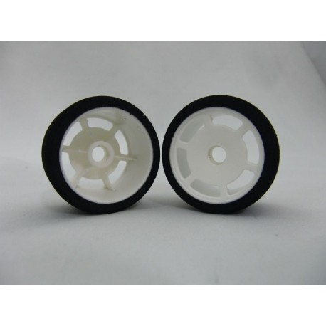 HSPEED 1/12 Foam Tire front X-Compound 32 spezielle für ETS Teppich