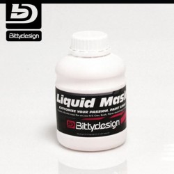 Bittydesign LIQUID MASK 16oz (500gr)