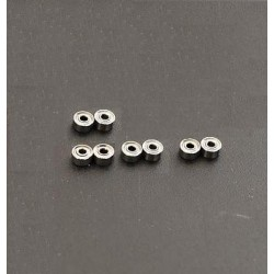 B415 - 4x1.5mm ball bearings x 8