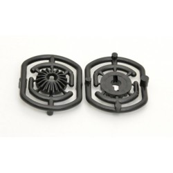 G08 GD2 Kegeldiff Zahnrad - groß - Composite (2 Stück) / GD2 Bevel Gear (2 Piece)