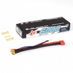 6000mAh 120C 7.6V High Power LCG Stick Pack LIHV