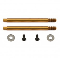 3x21 mm Shock Shafts (V2), TiN AE91615