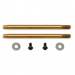 3x27.5 mm Shock Shafts (V2), TiN  AE91619