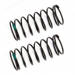 Front Shock Springs, green, 3.10 lb in, L44mm AE91830