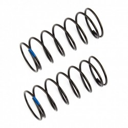 Front Shock Springs, blue, 3.90 lb in, L44mm AE91833