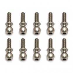 Associated Heavy-duty Ballstuds, 8 mm  ( AE91048 )