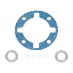 B6.1/B6.2  Gear Differential Seals   AE91782