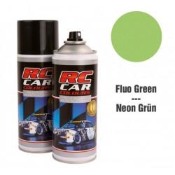 RC Car Colours  Lexan Farbe Fluo Grün 150ml  RCC1008