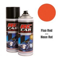 RC Car Colours Lexan Farbe Fluo Rot 150ml  RCC1005