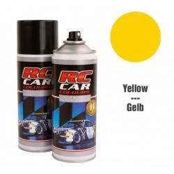 RC Car Colours Lexan Farbe Gelb 150ml RCC019