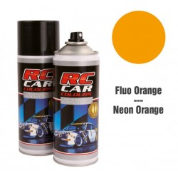 RC Car Colours Lexan Farbe Fluo Orange 150ml  RCC1006