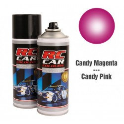 RC Car Colours Lexan Farbe Candy Pink 150ml   RCC1022