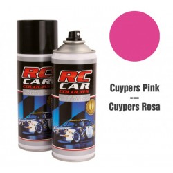 RC Car Colours Lexan Farbe Cuypers Pink 150ml   RCC1009