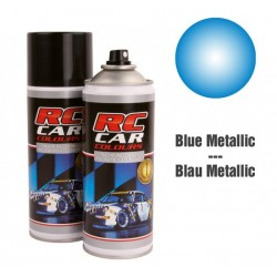 RC Car Colours Lexan Farbe Metallic Blau 150ml  RCC932