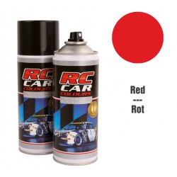 RC Car Colours Lexan Farbe Rot 150ml RCC110
