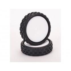 SCHUMACHER Stagger Vordere Reifen Fertig Verklebt  (U6801)