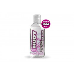 HUDY ULTIMATE SILICONE OIL 600 cSt - 100ML (106361)