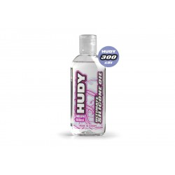 HUDY ULTIMATE SILICONE OIL 300 cSt - 100ML (106331)