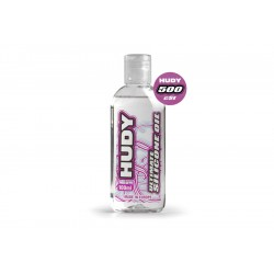 HUDY ULTIMATE SILICONE OIL 500 cSt - 100ML (106351)