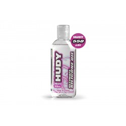 HUDY ULTIMATE SILICONE OIL 550 cSt - 100ML (106356)