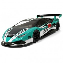 BITYYDESIGN AGATA 1/10 GT clear body 190mm (BDGT-190AGT)