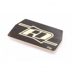 RD B6/B6.1/B6.2  Brass Electronic Mounting Plate(RDRP0294-BRS)