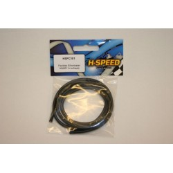 H-SPEED  Flexibles Silikonkabel 14AWG  1m   (HSPC101)