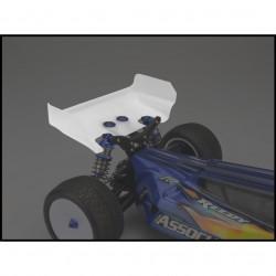 Jconcepts Aero B6/B6D/B6.1/B6.2/B64/B64D rear wing - short chord, 2pc.  (JCO0169)