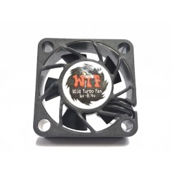 WTF Fan 30 x 30 x 12mm Blow Harder 9 Fins