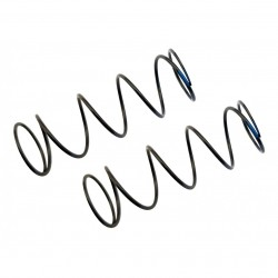 Associated Front Shock Springs, blue, 54mm, 4.80 lb/in  AE91638