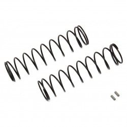 Associated 12mm Shock Springs, 72mm, gray, 2.60 lb/in  AE91641