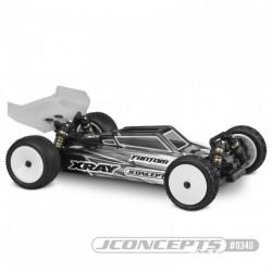 Jconcepts F2 - XRAY XB4 w/ Aero wing - Light-weight JCO0340L