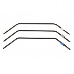Associated RC10T6.1 Front Anti-roll Bar Set AE71128