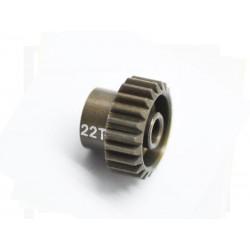 PINION GEAR 48P 22T 7075 HARD ARROWMAX (GEARS )   AM348022