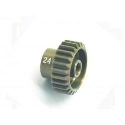 PINION GEAR 48P 24T 7075 HARD ARROWMAX (GEARS )  AM348024